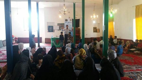 گزارش اردوهای جهادی دانشگاه پیام نور اردبیل