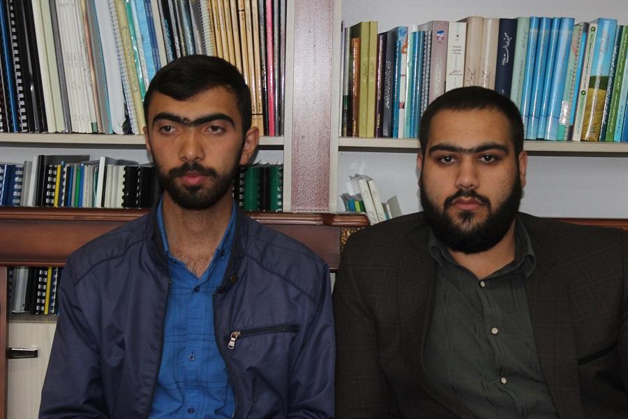 دیدار جنبش دانشجویی اردبیل  با رئیس دادگستری اردبیل