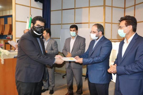 جشن «آب و آیینه» در  دانشگاه آزاد اسلامی اردبیل + عکس